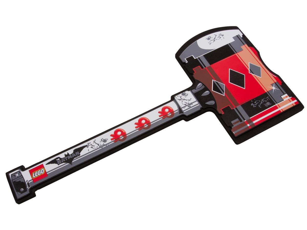 de lego batman film harley quinn hamer 853646