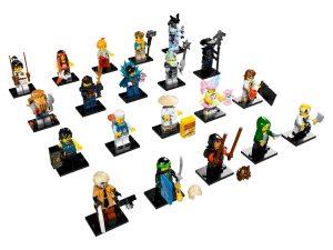 de lego ninjago film 71019