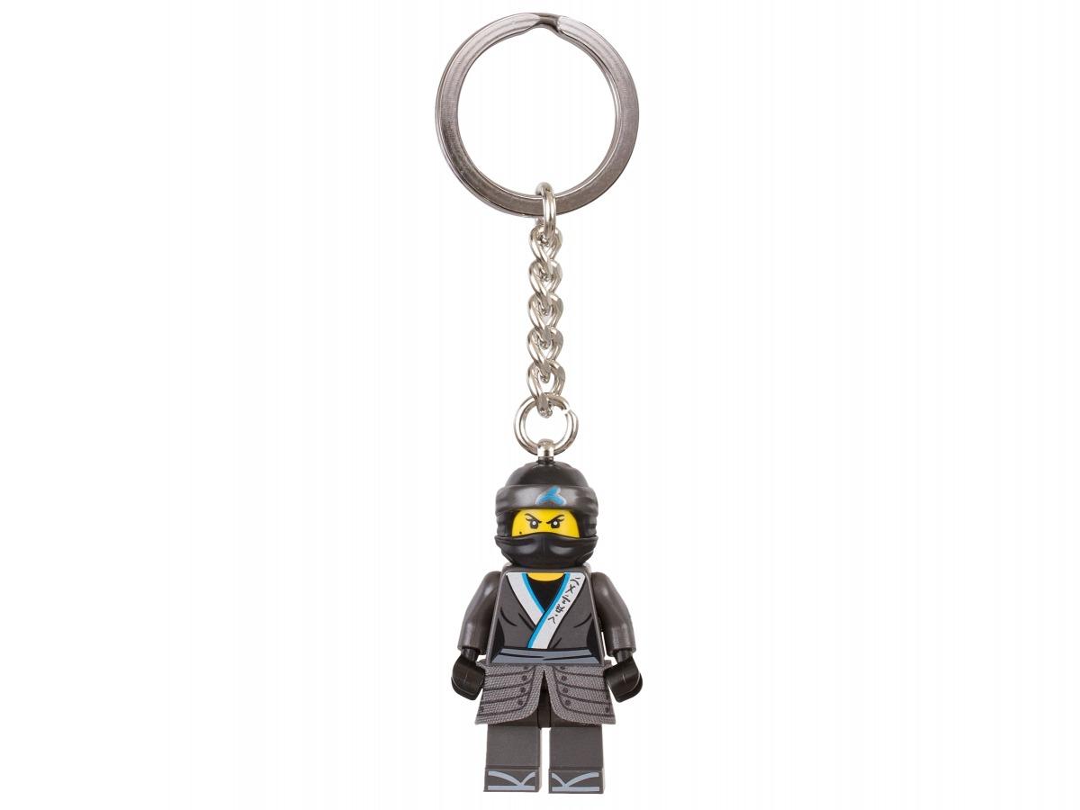 de lego ninjago film nya sleutelhanger 853699