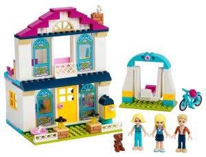 lego 4 stephanies huis 41398
