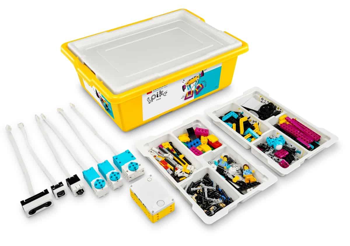 LEGO 45678 Education SPIKE™ Prime set - 20210818