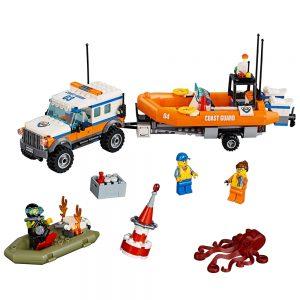 lego 4x4 reddingsvoertuig 60165