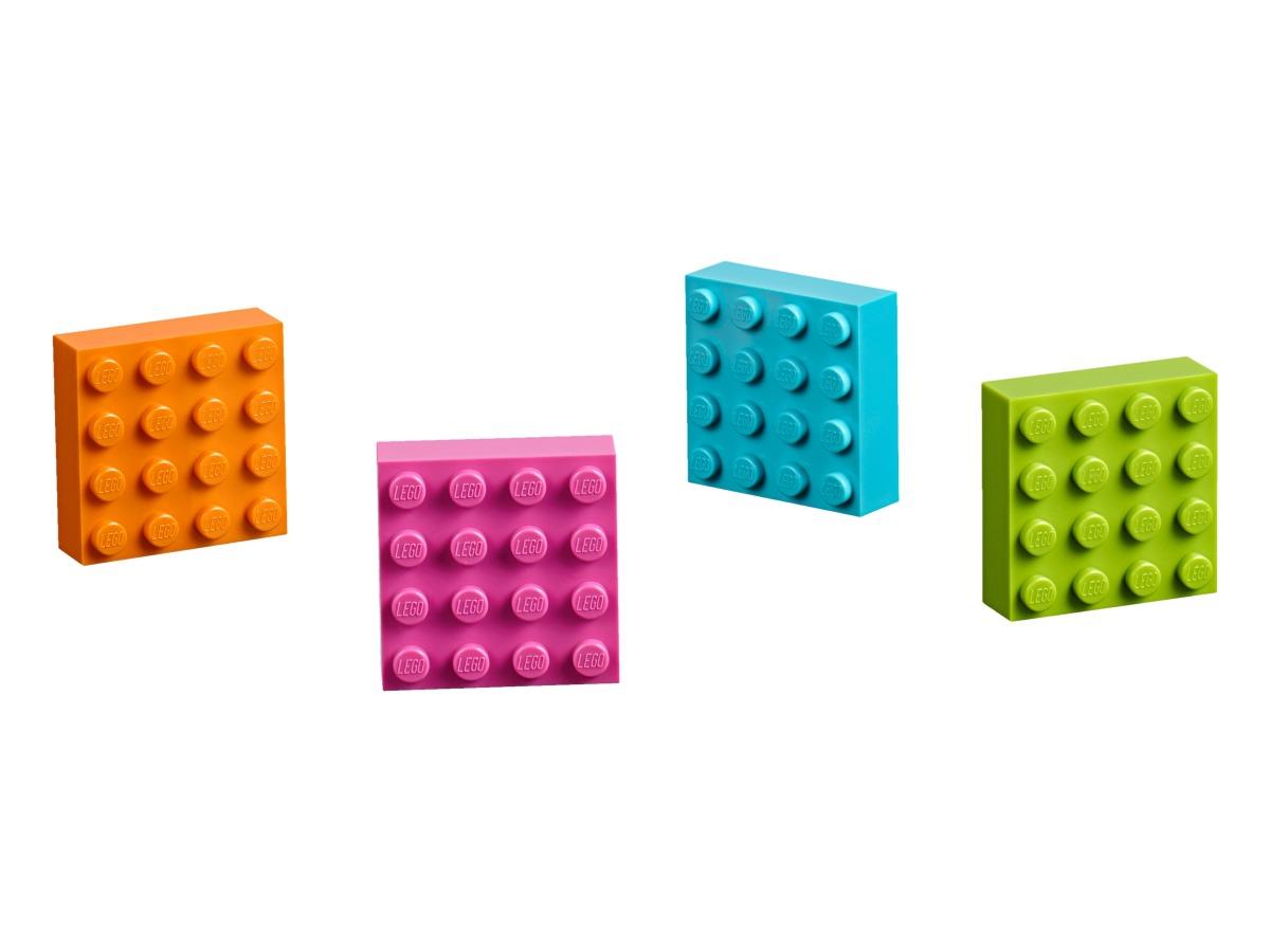 lego 4x4 steenvormige magneten 853900