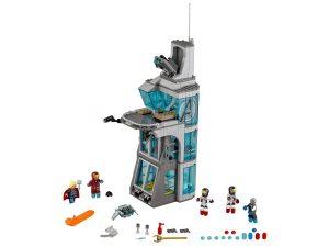 lego aanval op de avengers toren 76038