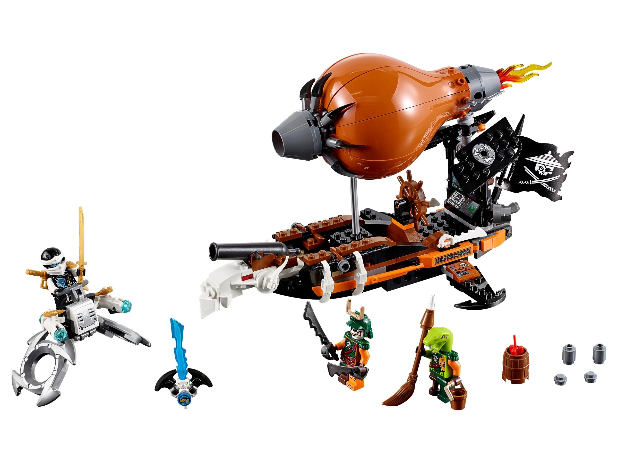 lego aanvalszeppelin 70603