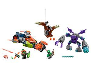 lego aarons steenvernietiger 70358