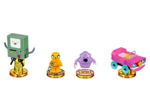 lego adventure time team pakket 71246