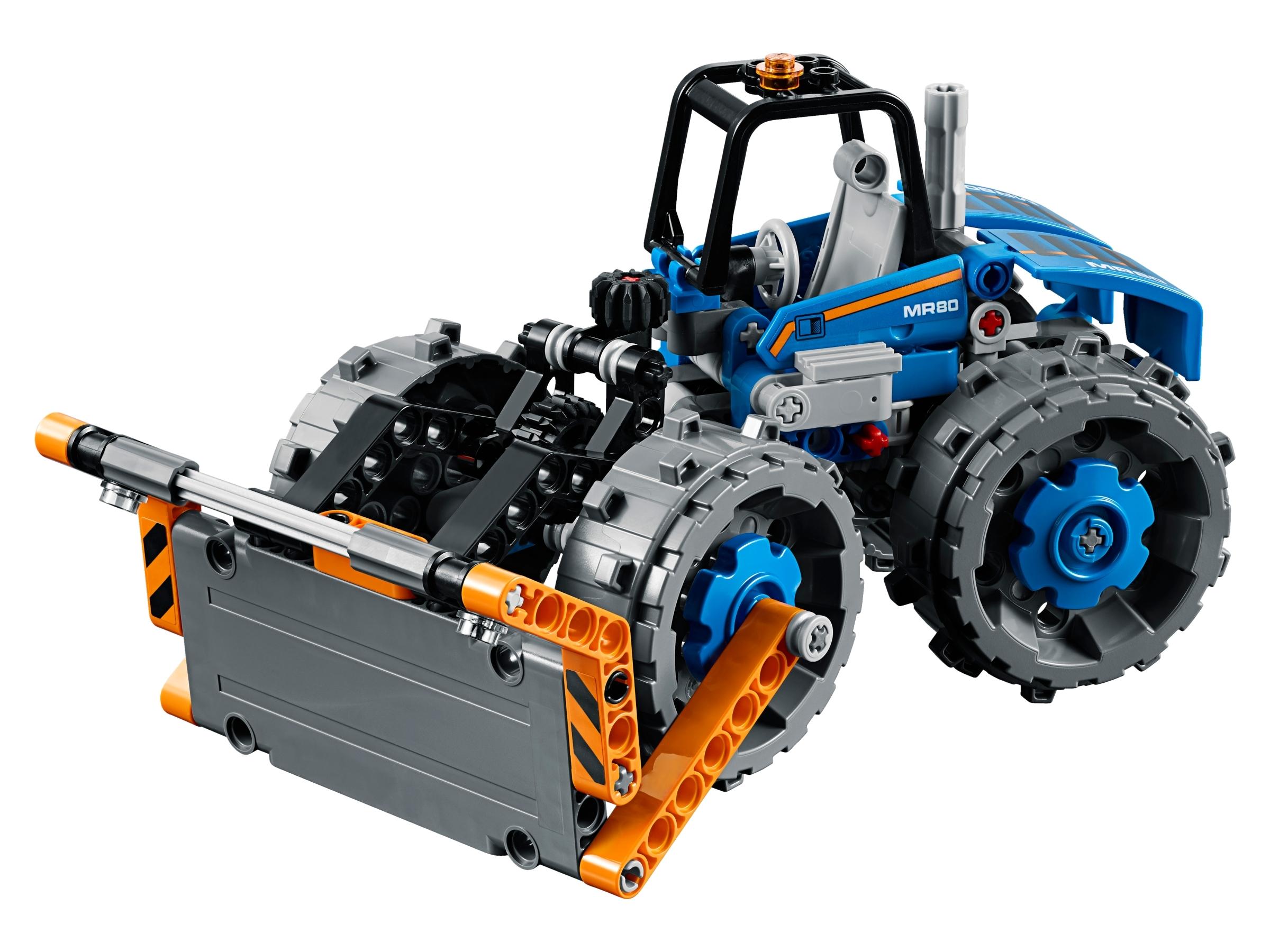 lego afvalpersdozer 42071