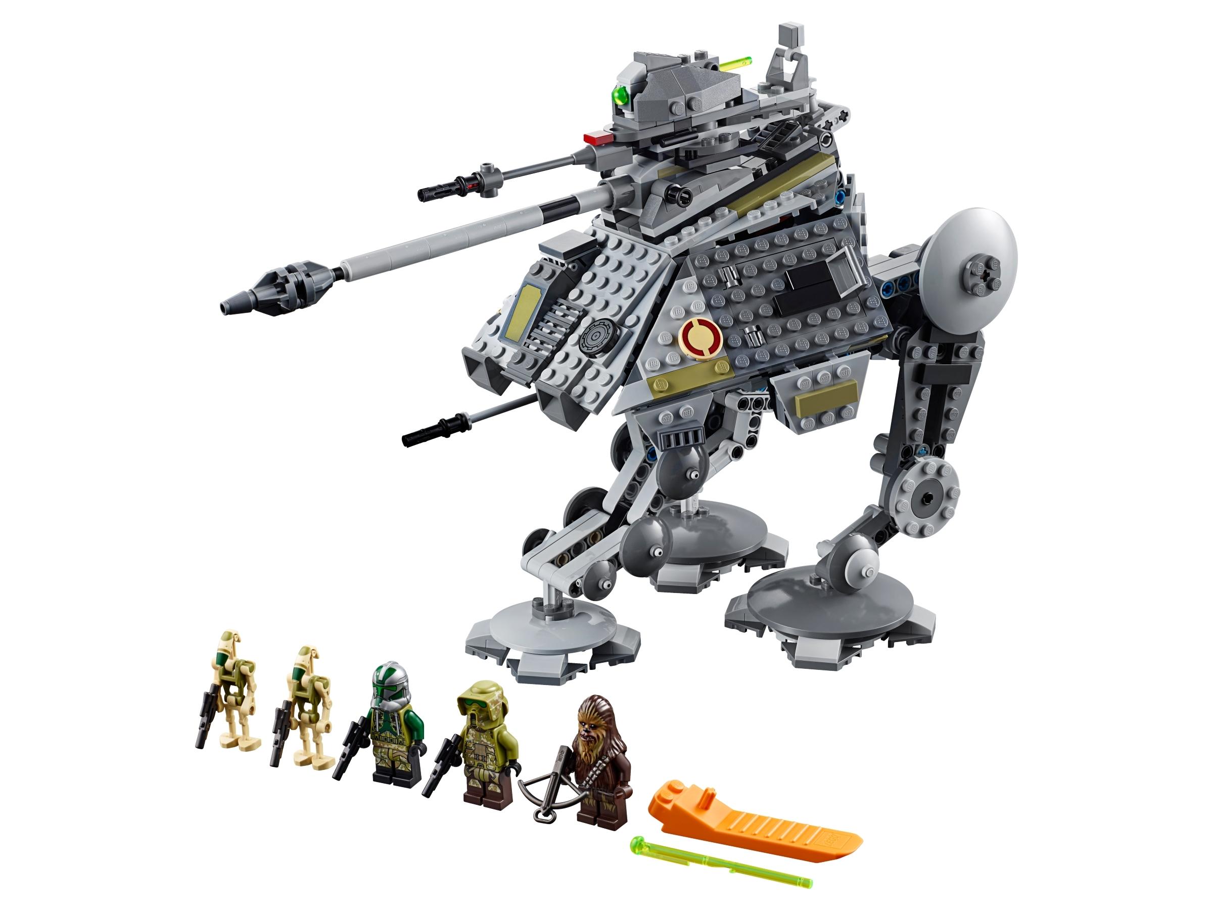 lego at ap walker 75234