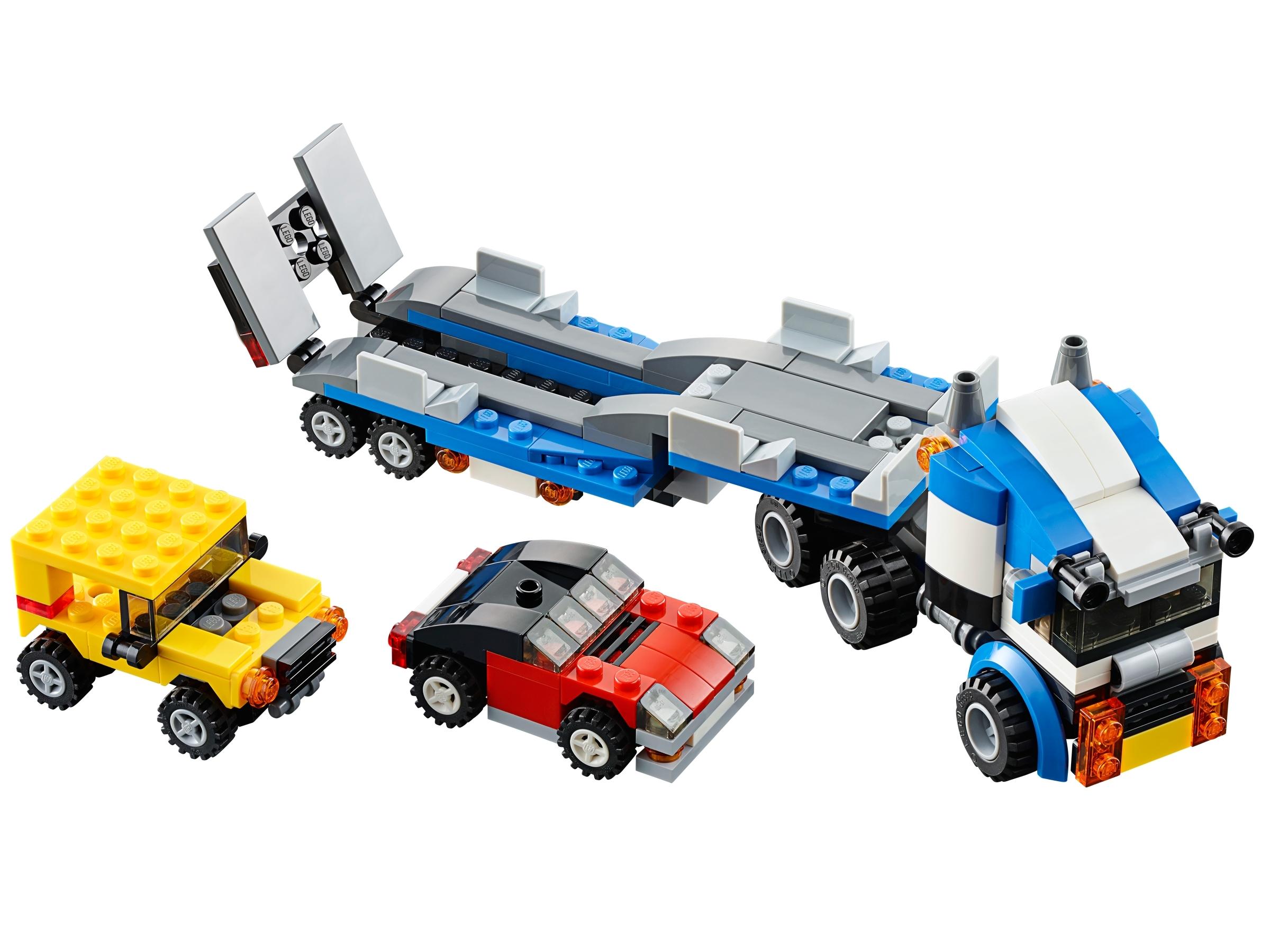 lego autotransport 31033