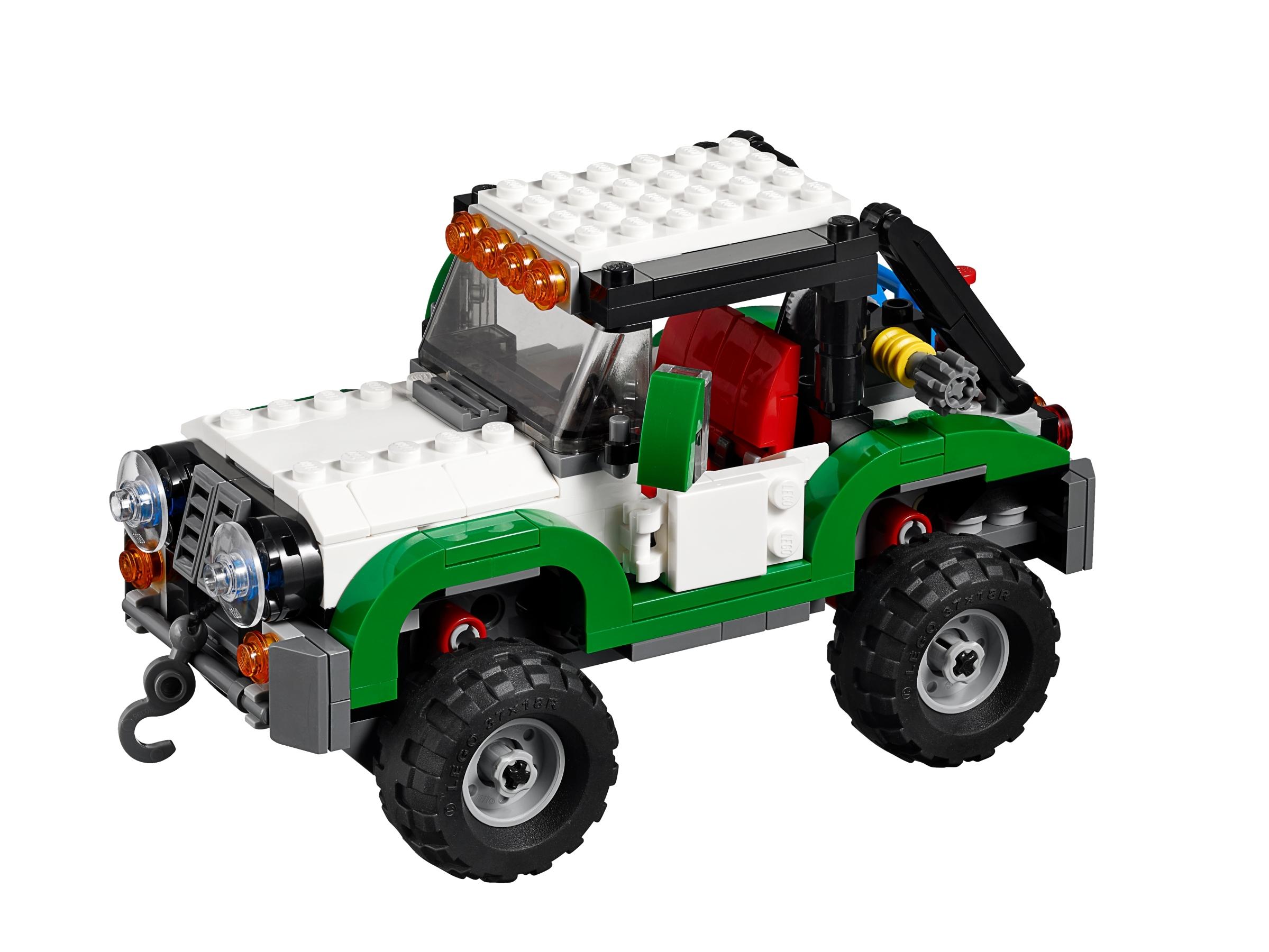 lego avontuurlijke voertuigen 31037
