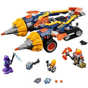 lego axls rumble maker 70354