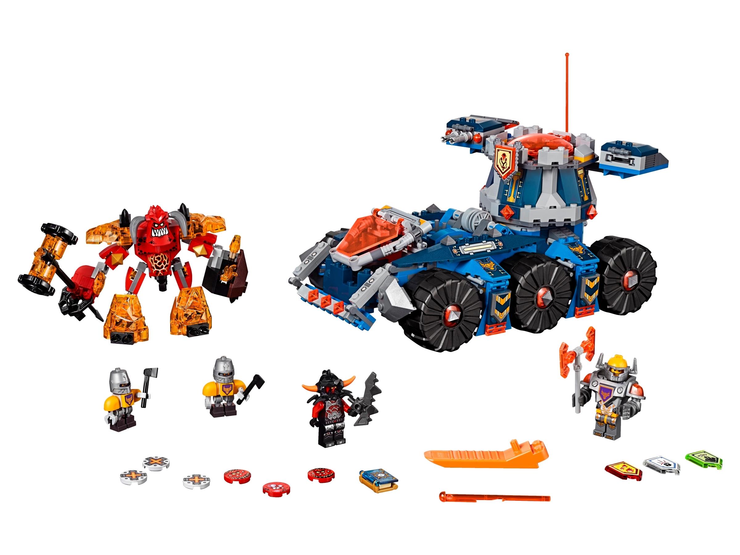 lego axls torentransport 70322