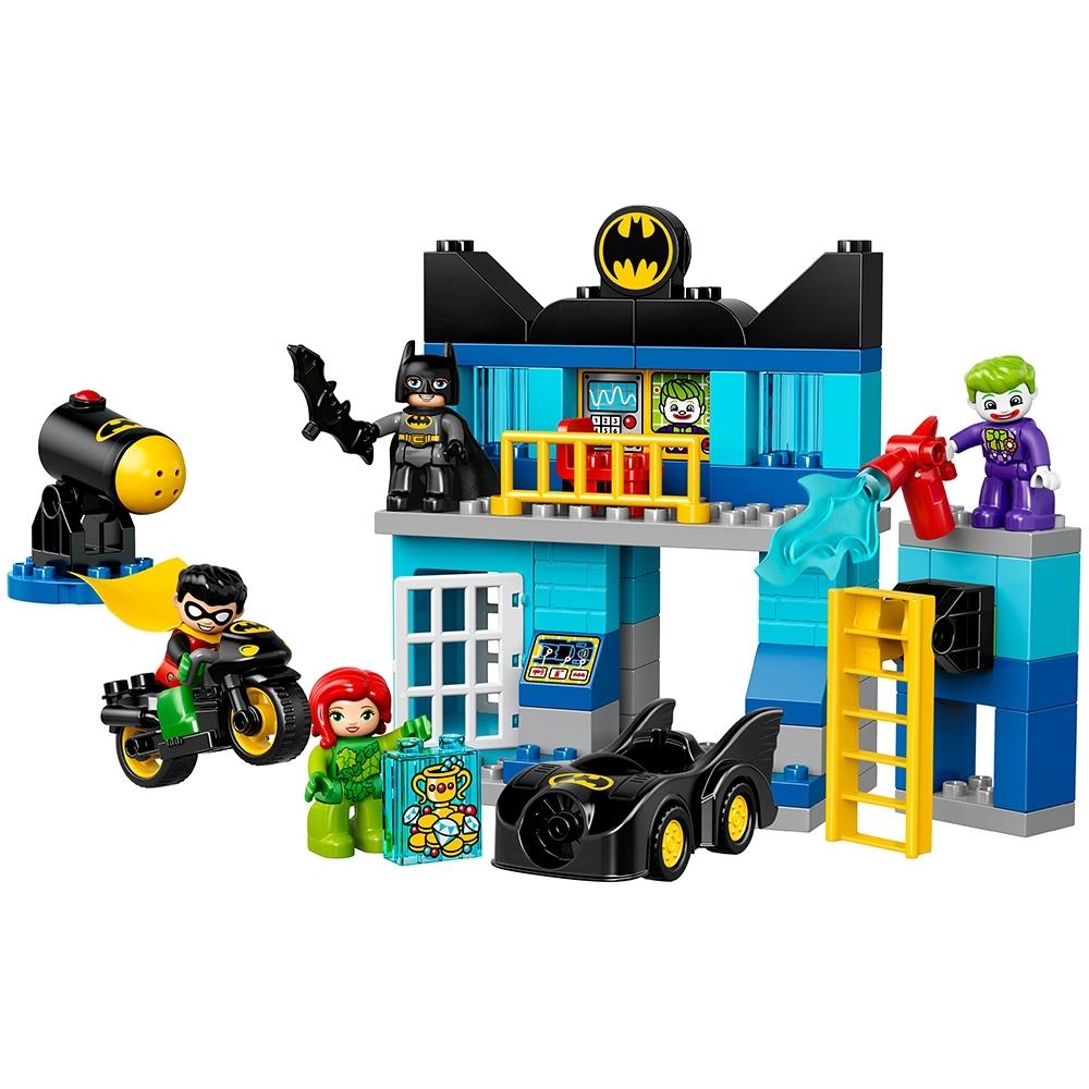 lego batcave uitdaging 10842