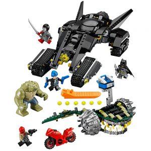 lego batman killer croc rioolravage 76055