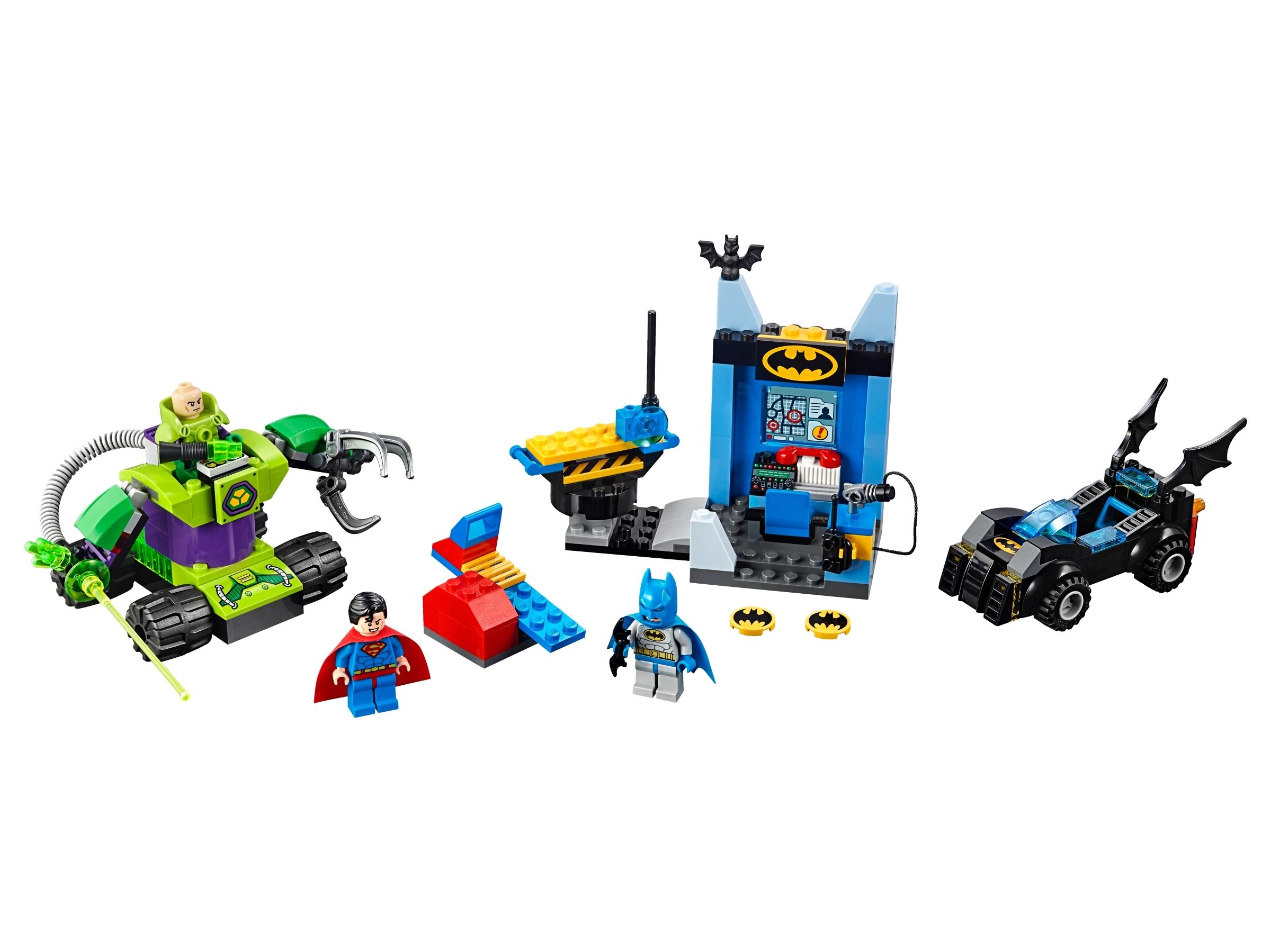 lego batman superman vs lex luthor 10724