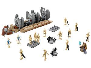 lego battle droid troop transport 75086