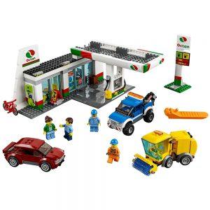 lego benzinestation 60132