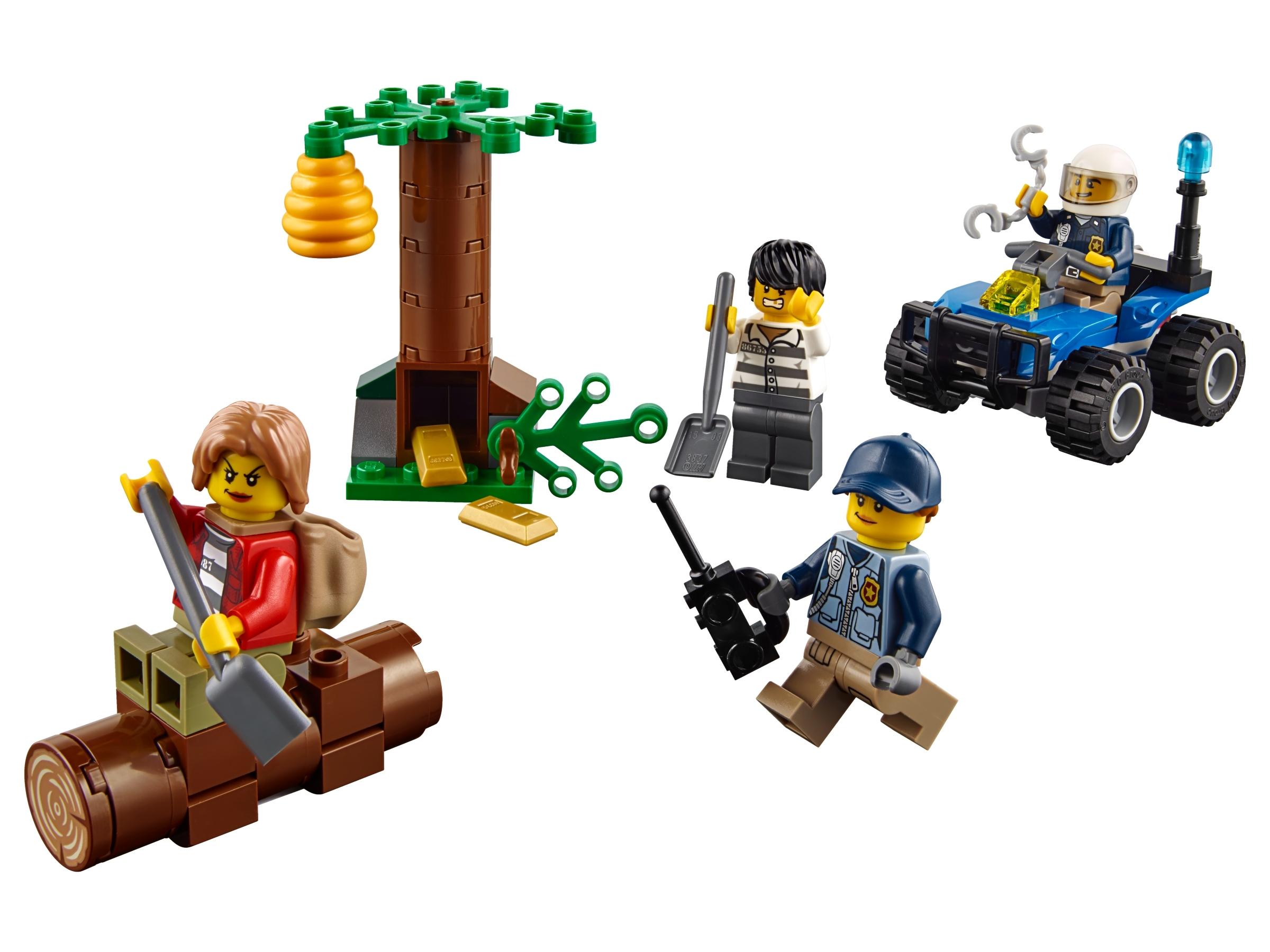 lego bergachtervolging 60171