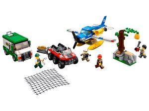 lego bergrivieroverval 60175
