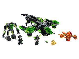 lego berserkerbommenwerper 72003
