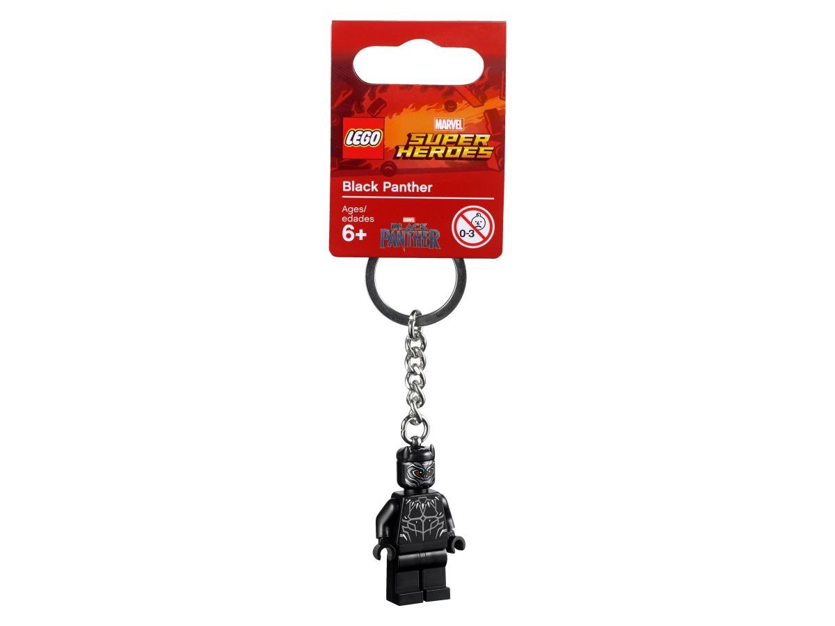lego black panther sleutelhanger 853771