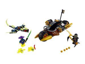 lego blaster motor 70733