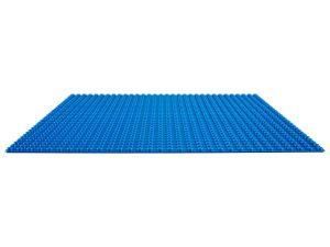 lego blauwe basisplaat 10714