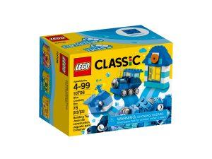 lego blauwe creatieve doos 10706