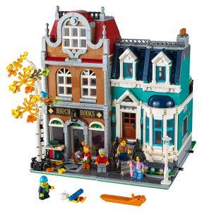 lego boekenwinkel 10270