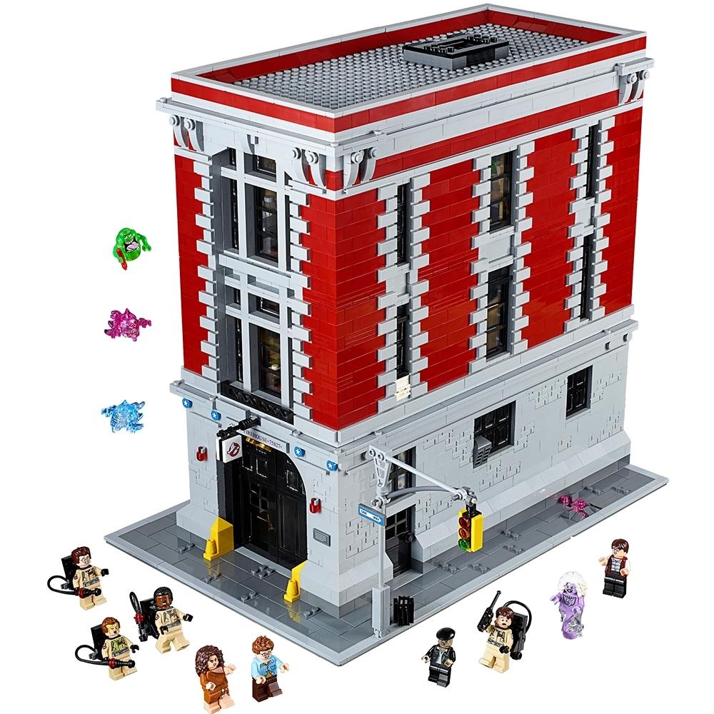 lego brandweerkazerne hoofdkwartier 75827