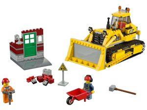 lego bulldozer 60074