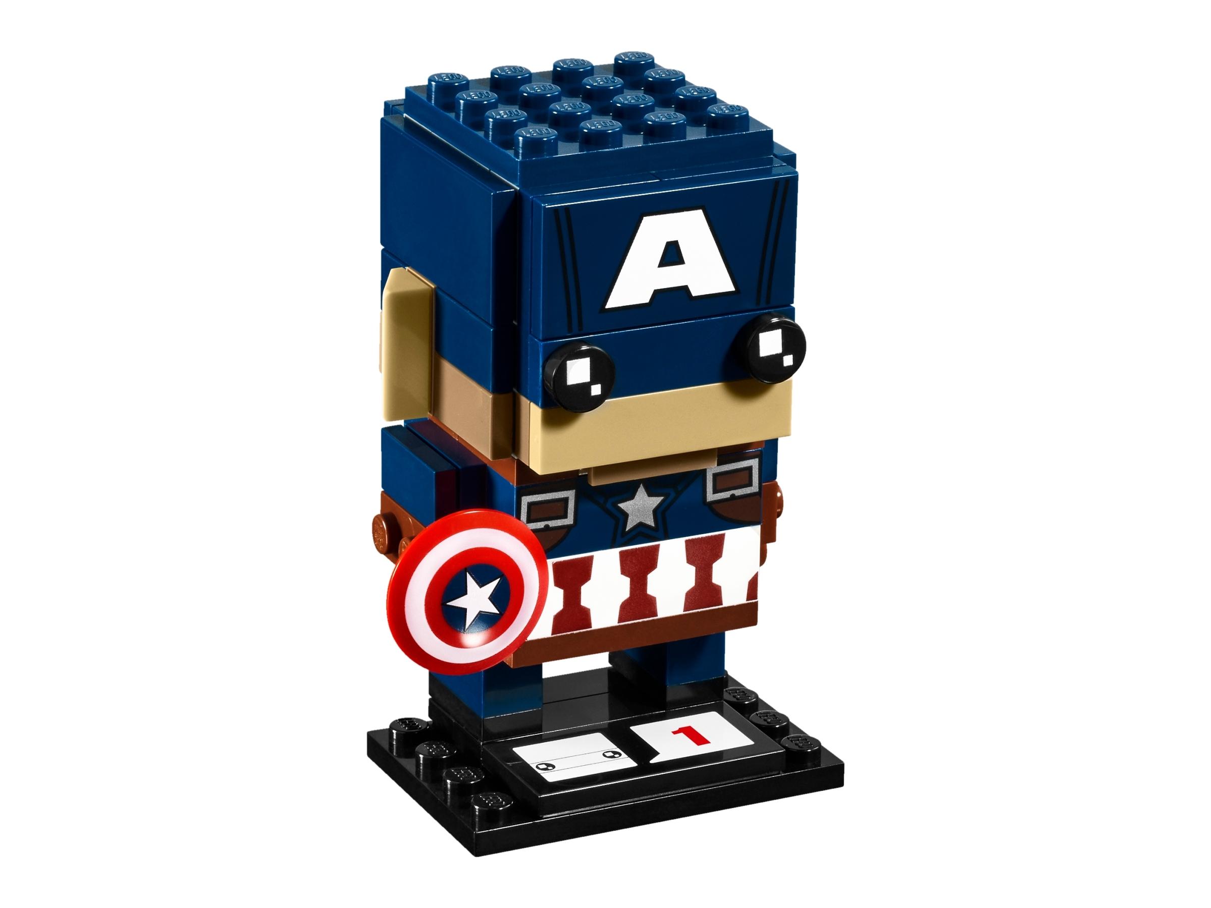 lego captain america 41589