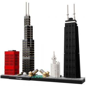 lego chicago 21033