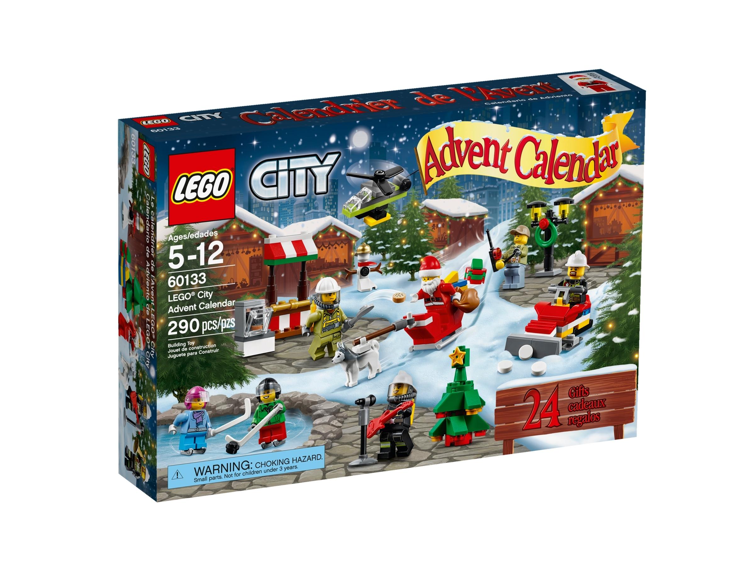 lego city adventkalender 60133