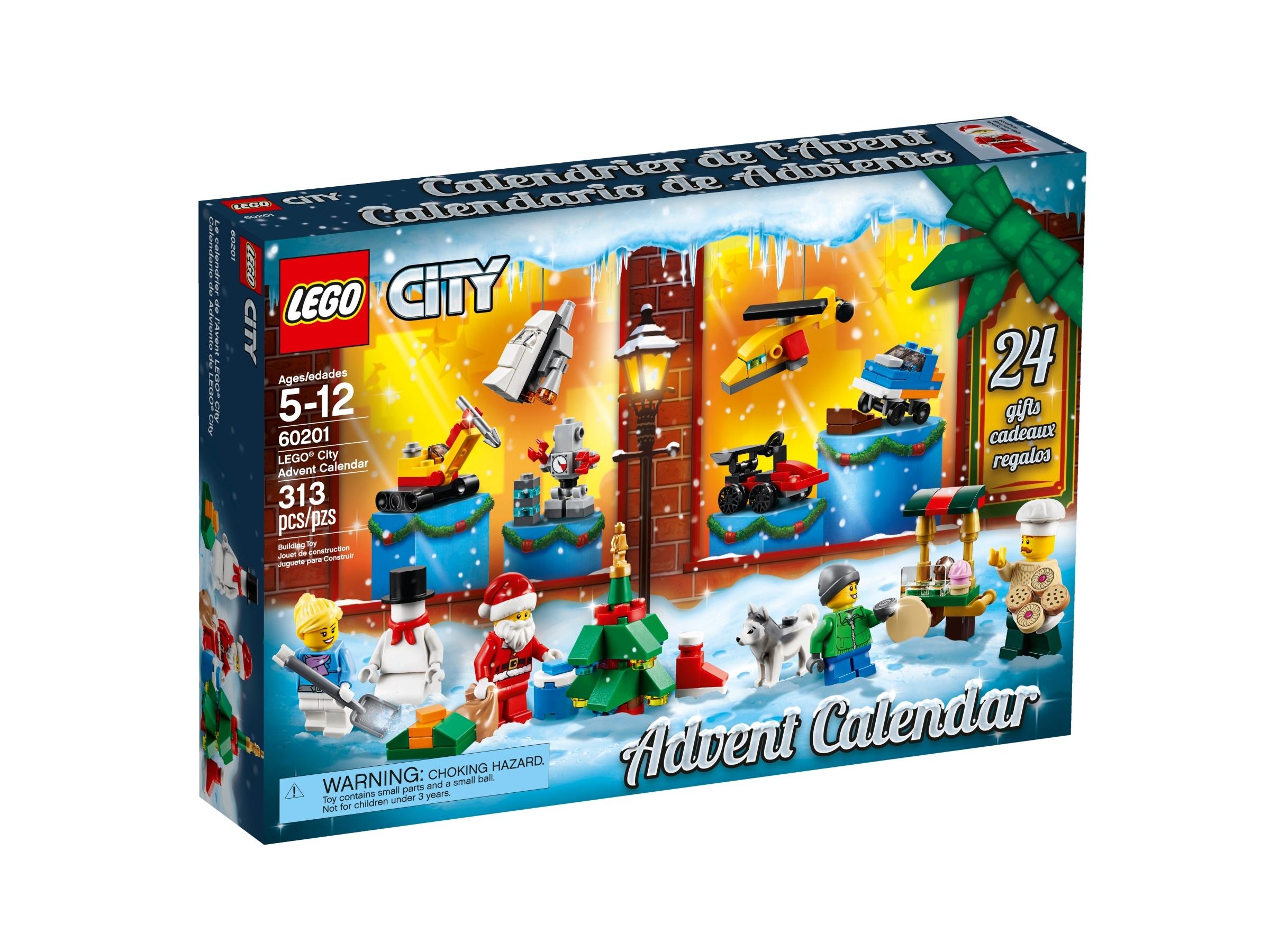 lego city adventkalender 60201