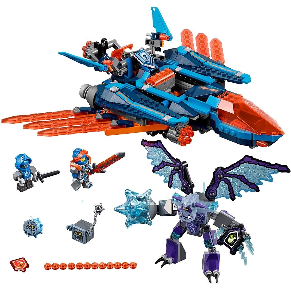 lego clays falcon gevechtsblaster 70351