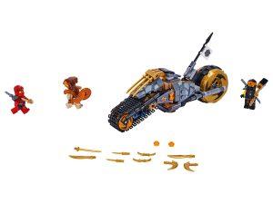 lego coles crossmotor 70672