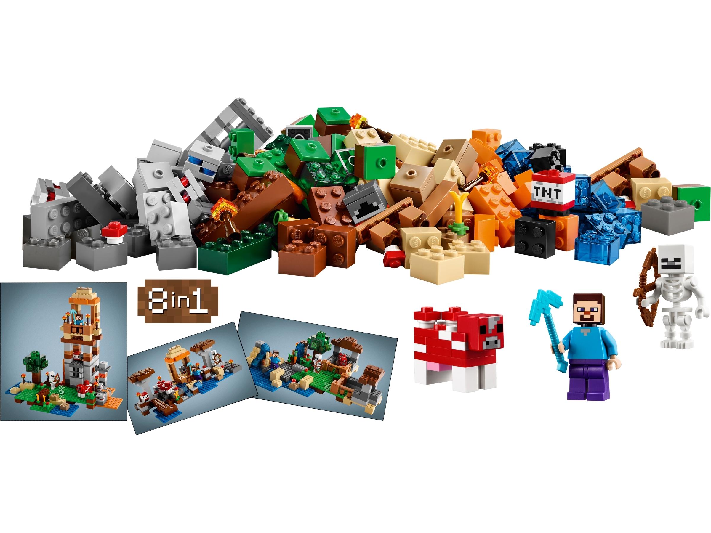 lego crafting kist 21116