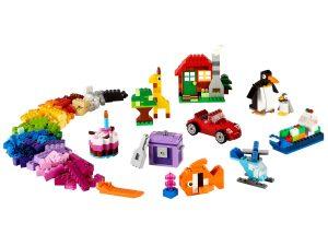 lego creatieve bouwdoos 10695