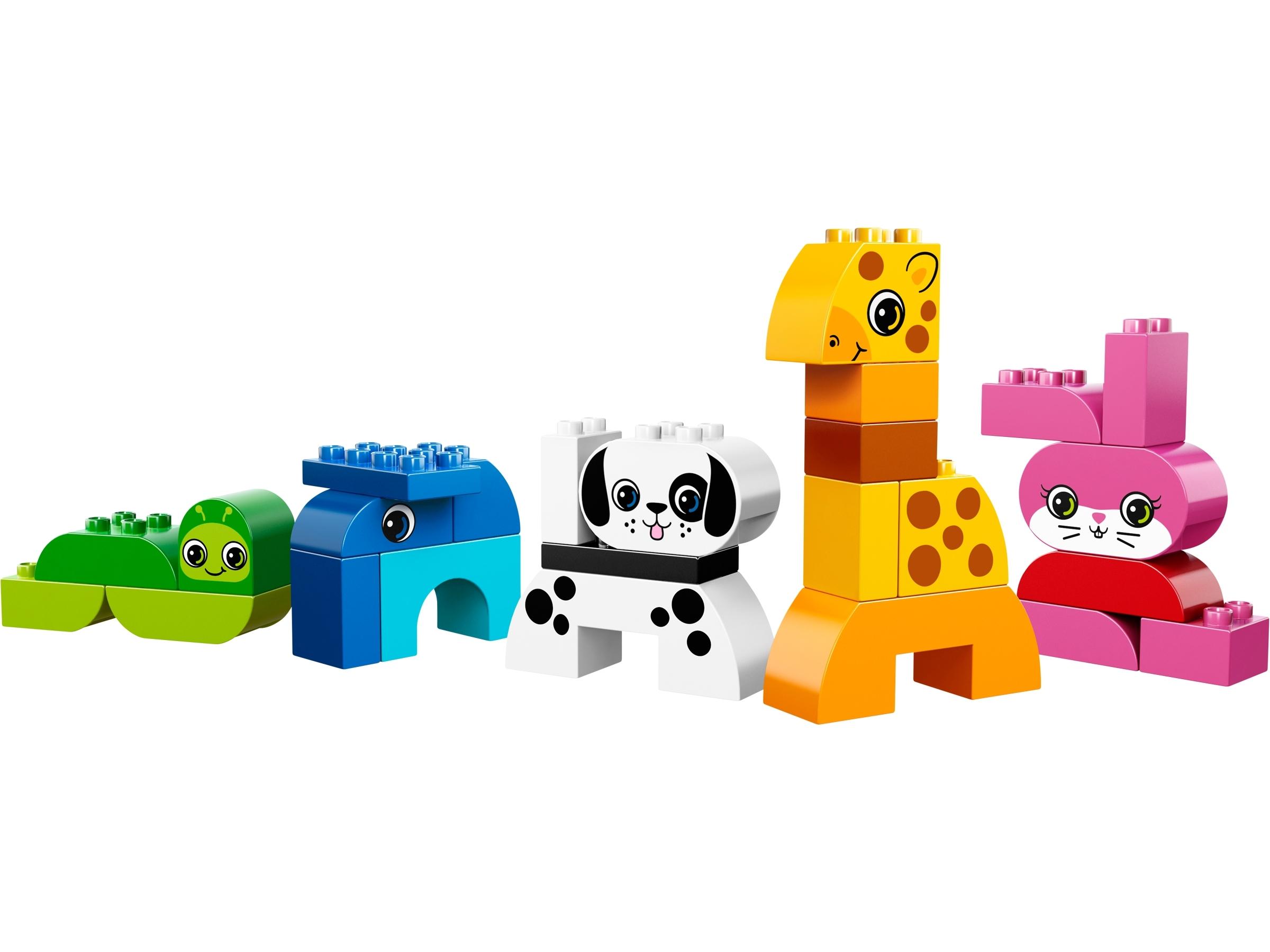 lego creatieve dieren 10573