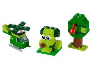 lego creatieve groene stenen 11007