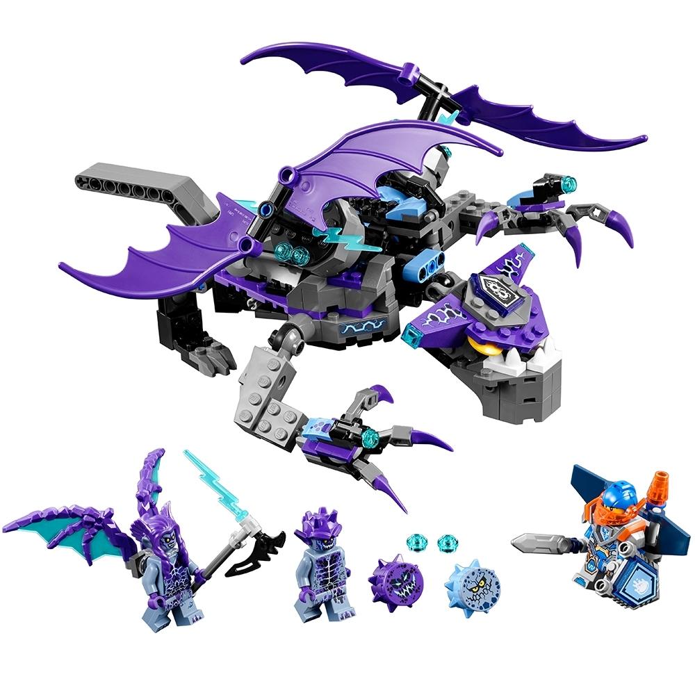 lego de heligoyle 70353