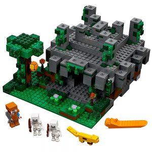 lego de jungletempel 21132