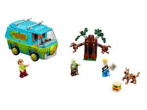 lego de mysterie machine 75902