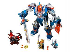 lego de robot van de koning 70327