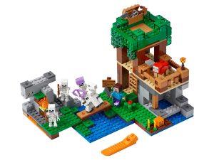 lego de skeletaanval 21146