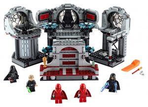 lego death star beslissend duel 75291