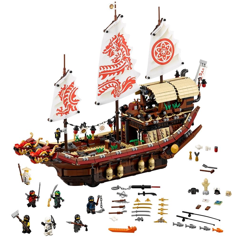 lego destinys bounty 70618