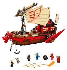 lego destinys bounty 71705